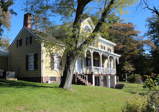 The Metlar-Bodine House is a colonial structure and Piscataway's historical museum.