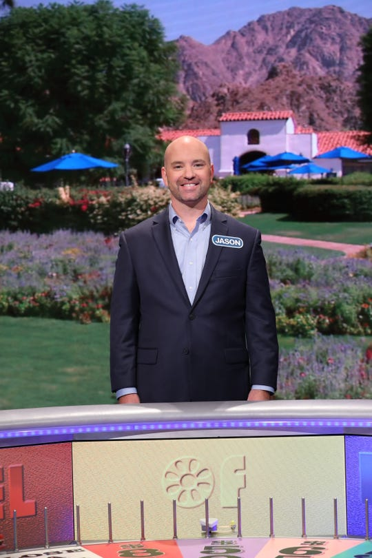 "Iowan Jason Craig, 40, will appear on one of America's most popular game show's ""Wheel of Fortune "" Wednesday, Sept. 18."