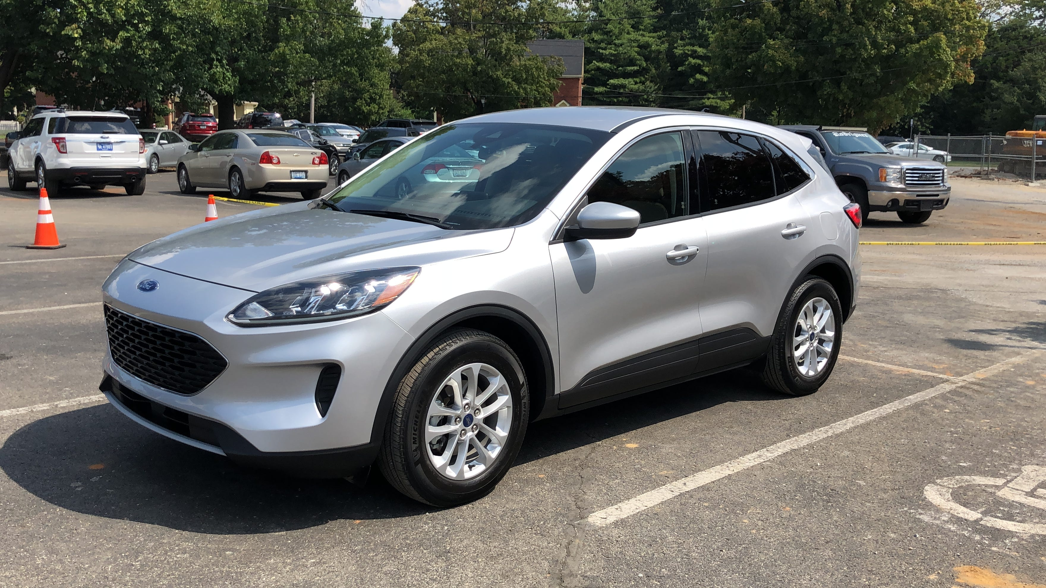 Ford Hybrid Suv >> 2020 Ford Escape Review Buyers Will Love Hybrid Features