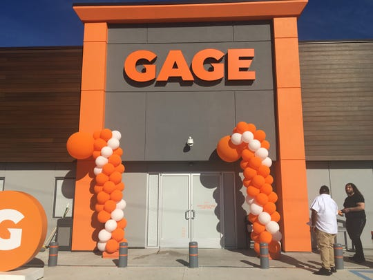 Gage, a medical marijuana dispensary in Ferndale, held its grand opening Saturday, Sept. 14, 2019. Gage became the second dispensary in Oakland county.