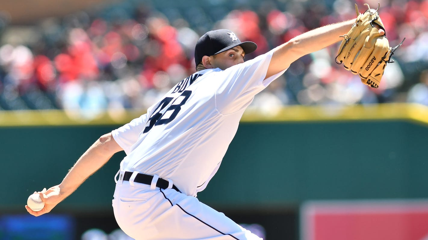 Tigers' Matthew Boyd out for series opener vs. Indians, Miguel Cabrera returns to lineup