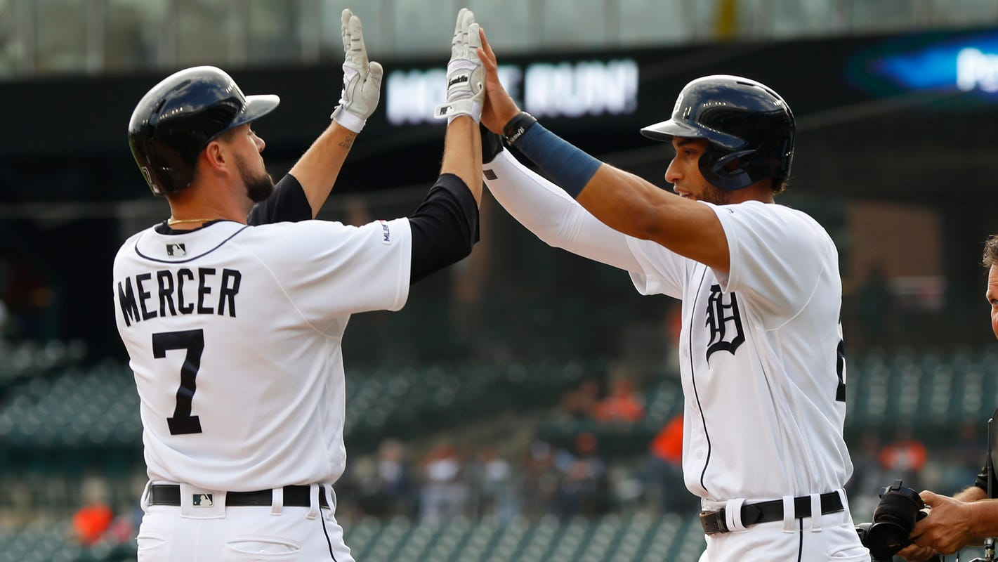 Tigers topple Orioles, Tyler Alexander earns first big-league win