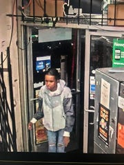 Dearborn police are asking the public to help identify a woman who used credit cards that were stolen from a man Thursday night during an armed robbery near Wyoming and Tireman.