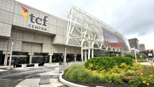 The Detroit Spring Home & Garden Show will be held March 21-22 at the TCF Center in Detroit.