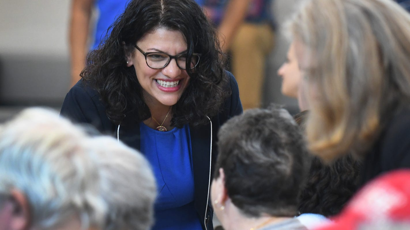 Ethics case probes campaign salary paid to Tlaib after election