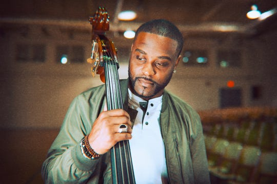 Jazz bassist Brandon Robertson is director of jazz studies at FGCU, and he also plays Fort Myers' Barrel Room every Thursday with The Dan Miller & Lew Del Gatto Quartet.