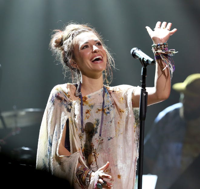 Lauren Daigle will be in concert May 30 at the Resch Center in Ashwaubenon.
