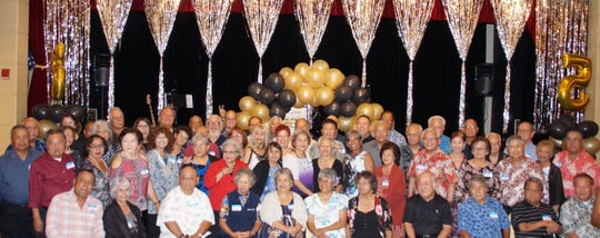 The Guam Class of 1964 celebrated their 55th reunion on July 19 at the  Hilton Guam Resort & Spa.