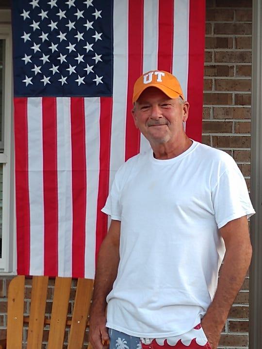 Handyman John Lubic is beginning to establish himself around the Powell community.