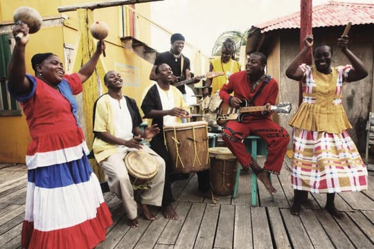 The Garifuna Collective will perform in West Lafayette Sept. 21 as part of the Global Fest event.