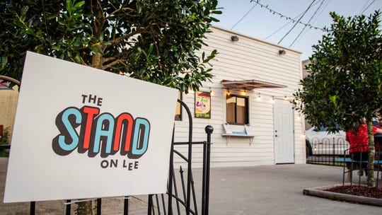 The Stand On Lee a new late night place to get quality foot in Downtown Lafayette.