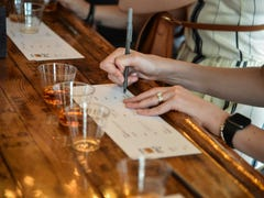 The best way to find a bourbon you like? A blind tasting. Here's why