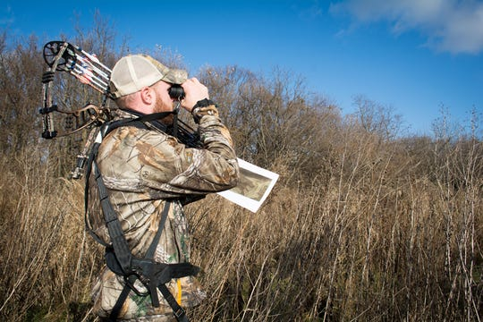Hunters can help monitor deer and other wildlife from their phone or desktop with the DNR's easy-to-use Deer Hunter Wildlife Survey.