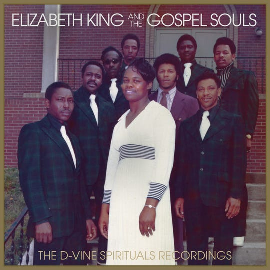 Gospel artist Elizabeth King will perform at Crosstown Arts on Friday.