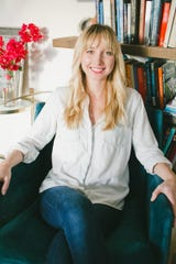 """Surprising Stories Behind Everyday Stuff"" author Stephanie Warren Drimmer."