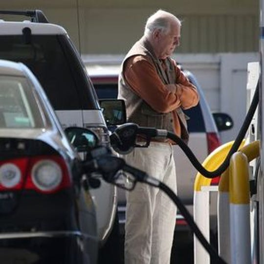 Gas prices are forecast to rise in the coming days.