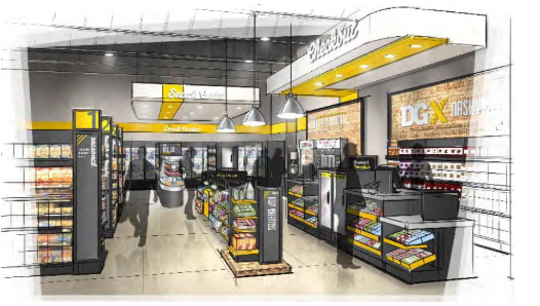Dollar General is considering the Historic Third Ward for one of its DGX convenience stores.