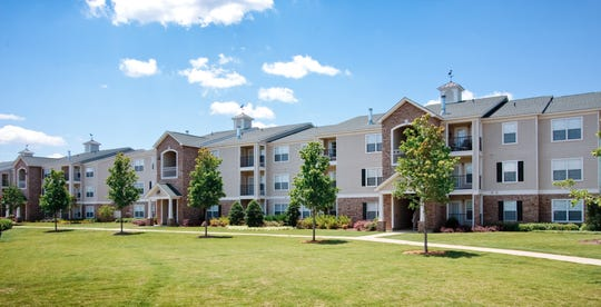 Verandas at Mitylene is a gated apartment community built in 2008.