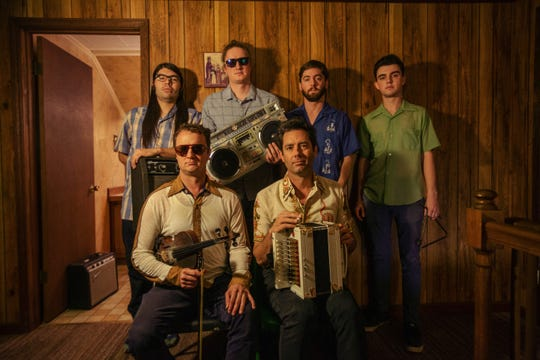 The Lost Bayou Ramblers will perform at 7 p.m. Sept. 27 at Canan Commonsas part of the 2019 Muncie Three Trails Music Series.