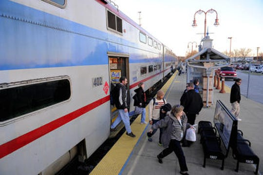 A new fare system and other upgrades for the WeGo Star commuter railroad have been announced.