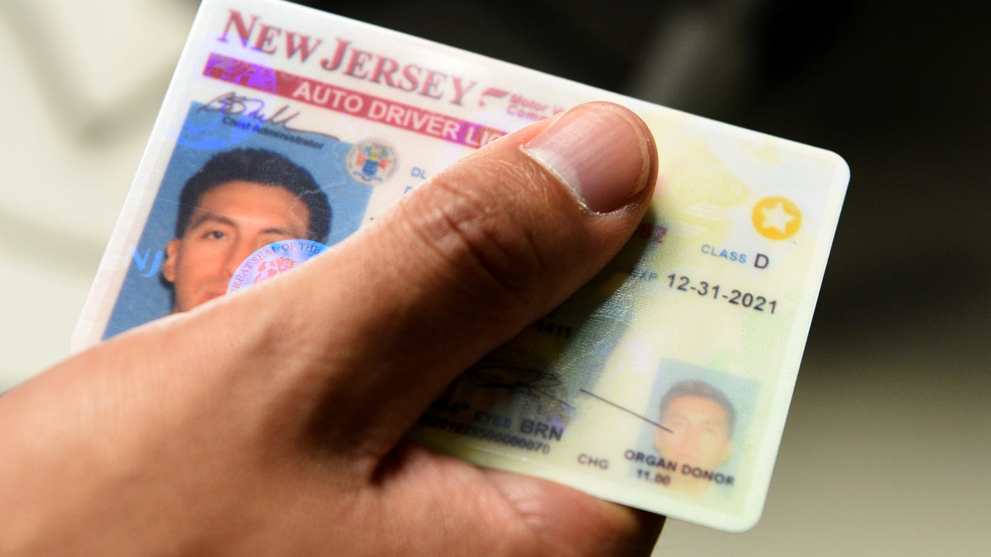 NJ Real ID: Here is every NJMVC location in Monmouth, Ocean County taking appointments