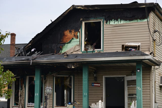 Two Alarm Fire Hits Garfield Home Early Monday Morning