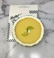 Key lime pie at Market Basket