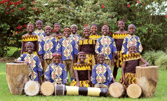 The African Children's Choir is coming to Redford.