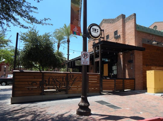 Ted's Refreshments opens Monday, Sept. 16 on Mill Avenue in Tempe.