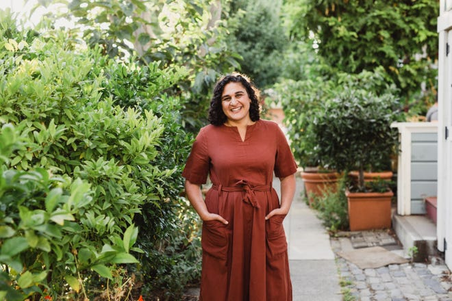 Netflix star and author of 'Salt, Fat, Acid, Heat' Samin Nosrat comes to Mesa Arts Center on Saturday, Oct. 5, 2019.
