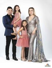Para Larry Hernández, no hay nada mejor que apreciar lo que se tiene ahora, como lo es su bella familia.