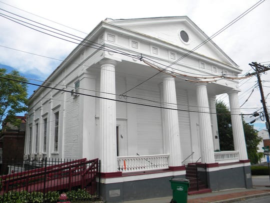 Located at 36 Vassar St. in the City of Poughkeepsie, Second Baptist Church assumed ownership of this building in 1953. Originally established as a mission in 1946, its congregation previously worshiped in a two-story house at 15-17 William St. prior to relocating to Vassar Street.