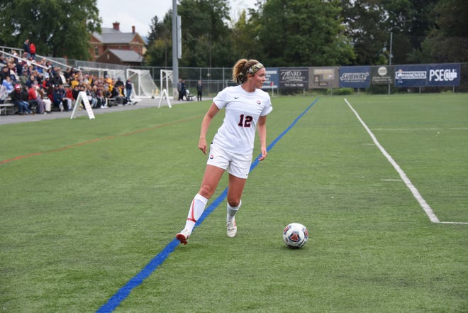 CASHS grad Izzy Weigel is providing the offense for Shippensburg.