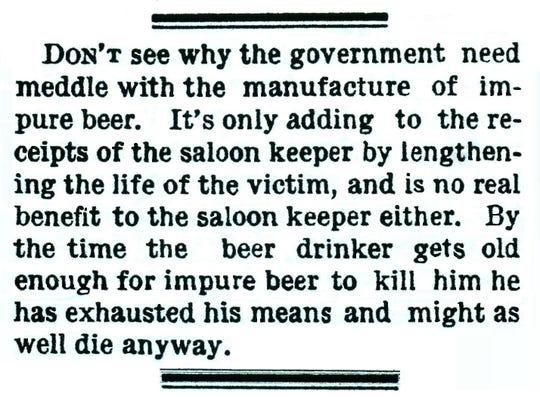 Evening Item Sept. 27, 1887.