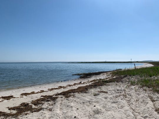 Rehoboth Bay as seen from Camp Arrowhead, Sept. 16, 2019.