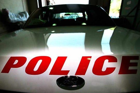 Shreveport police car