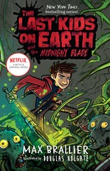The Last Kinds on Earth and the Midnight Blade by Max Brallier