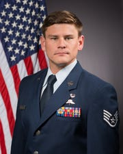 Ojai native Adam Erickson, 29, an Air Force staff sergeant, was killed in a parachute training accident Sept. 10, officials at Edwards Air Force Base said.