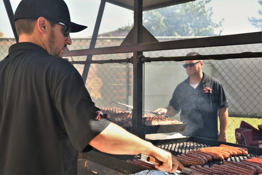 Tulare Meat Locker signed a five-year lease with Tulare County Fair to serve its award-winning ribs and sausage links.