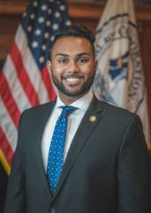 Picture of Akeem Jamal, Yonkers' deputy director of communications
