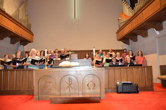 Floral Heights United Methodist Church began the 100 year celebration of its founding with a Chancel Choir Concert and reception. Events in November include a Night of Stories, Nov. 6, at 6 p.m. Members will share memories of their experiences through the years.