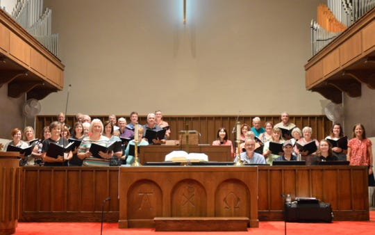 Floral Heights United Methodist Church will begin the 100 year celebration of its founding at 3 p.m. Sunday with a Chancel Choir Concert and reception afterwards at the church.