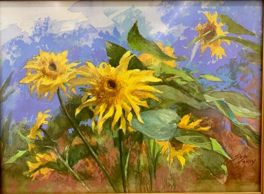 """Rick and Kathy Twitty's art is currently being shown in """"Collector's Exhibit 2019: The Twitty Collection"""" at the NorthLight Gallery in the Kemp Center for the Arts and runs through September 29"""