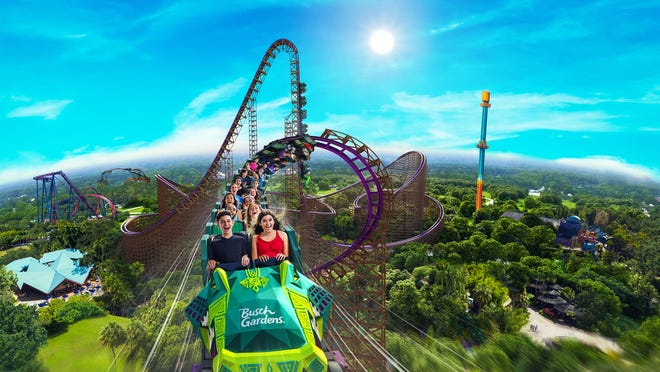 Busch Gardens Seaworld May Boast The Best New Roller Coasters Of 2020
