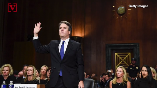 Democratic presidential candidates want Kavanaugh impeached after newly surfaced sexual misconduct accusation