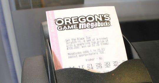 Stu MacDonald bought an Oregon's Game Megabucks ticket every week.