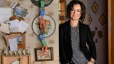 Sara Gilbert talks about her favorite TV families (not counting the Conners), including one classic couple with a family tie.