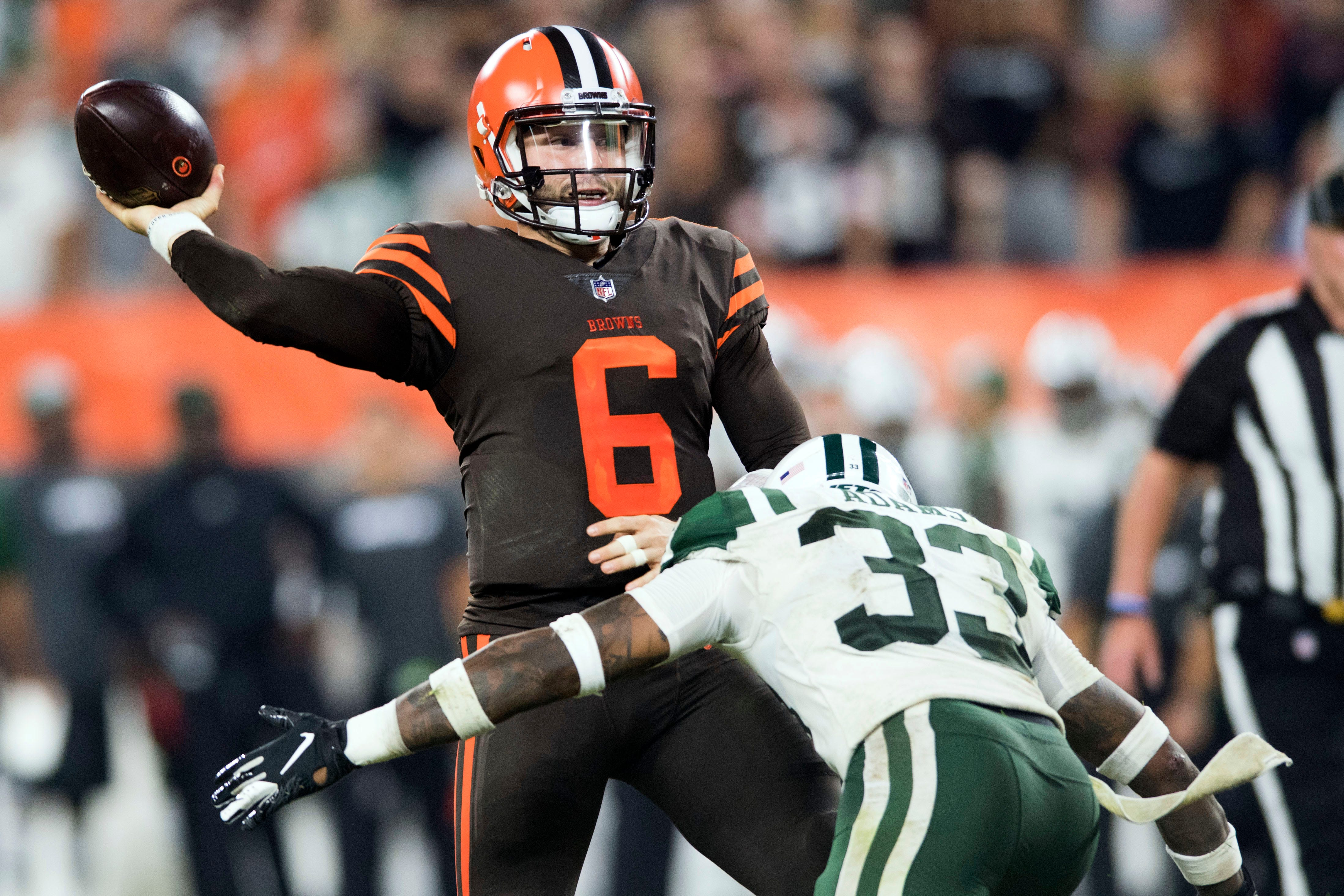 Cleveland Browns vs. New York Jets: Game time, live stream, TV channel, how to watch thumbnail