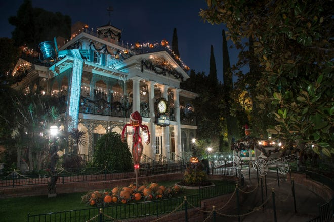 Two hours after a molestation case was reported at the Magic Kingdom Christmas Store on Wednesday night, a second incident was called in from the Haunted Mansion.