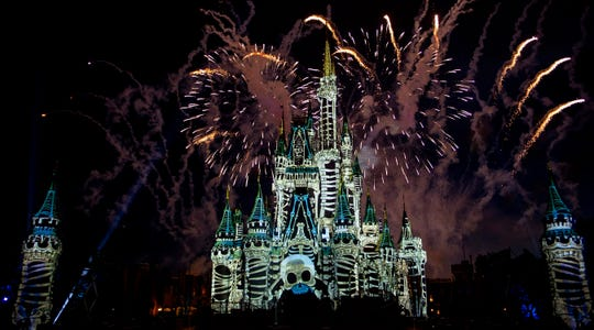 Disney's Not So Spooky Spectacular is a new addition to Mickey's Not-So-Scary Halloween Party.